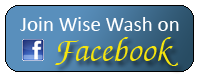 Join Wise Wash on Facebook